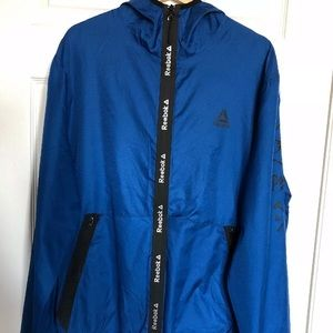 REEBOK OUTERWEAR JACKET MENS SIZE XL WINDBREAKER
